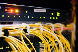 structured cabling support performed by managed service providers