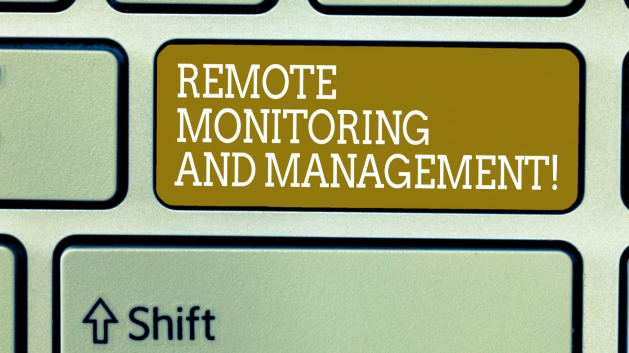 Benefits of Remote Monitoring and Management Services