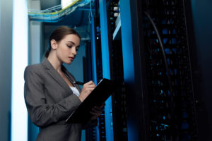 reports can be taken after network security assessment of an IT system has been done