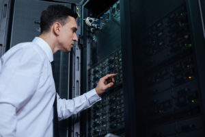 it help desk role includes maintaining the organization computers and servers