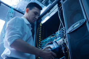 it support specialists job is troubleshoot an organization it problems