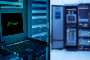 servers are down after the IT services firm did not managed the servers properly
