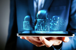 the companys tablet has been secured by following the IT security compliance guidelines