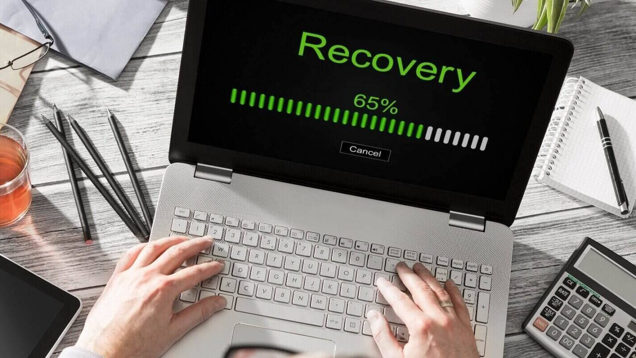 Data Backup Recovery