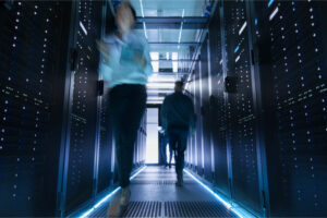 colleagues routinely assess the servers to ensure they adhere to IT security compliance standards