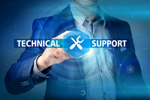 Technical Support for IT